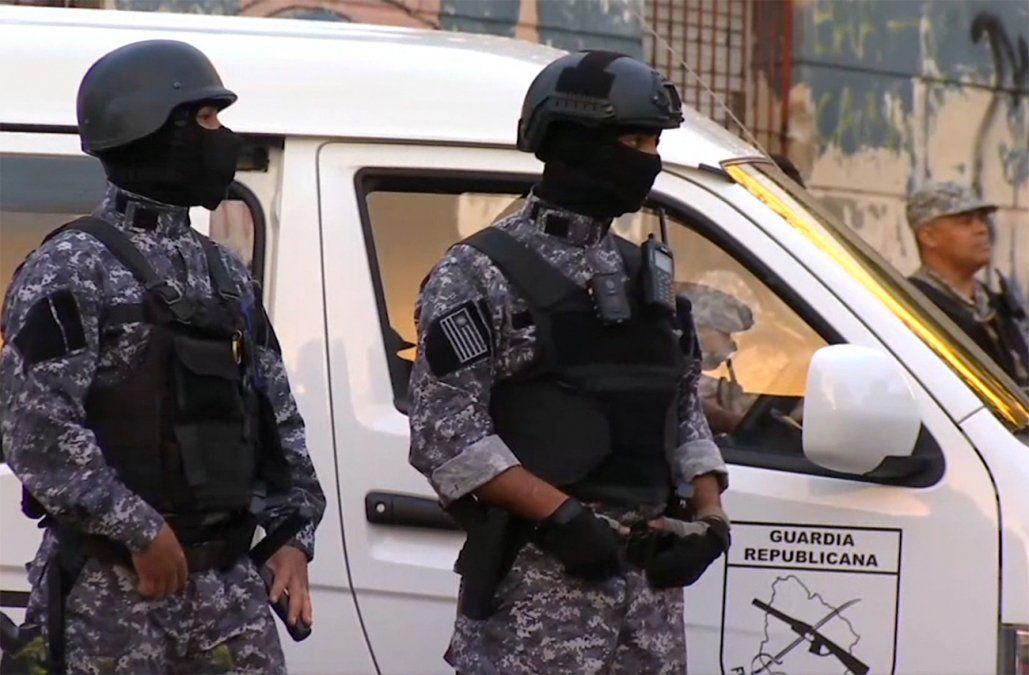 Seguridad en Cárceles pasó a ser responsabilidad de la Guardia Republicana