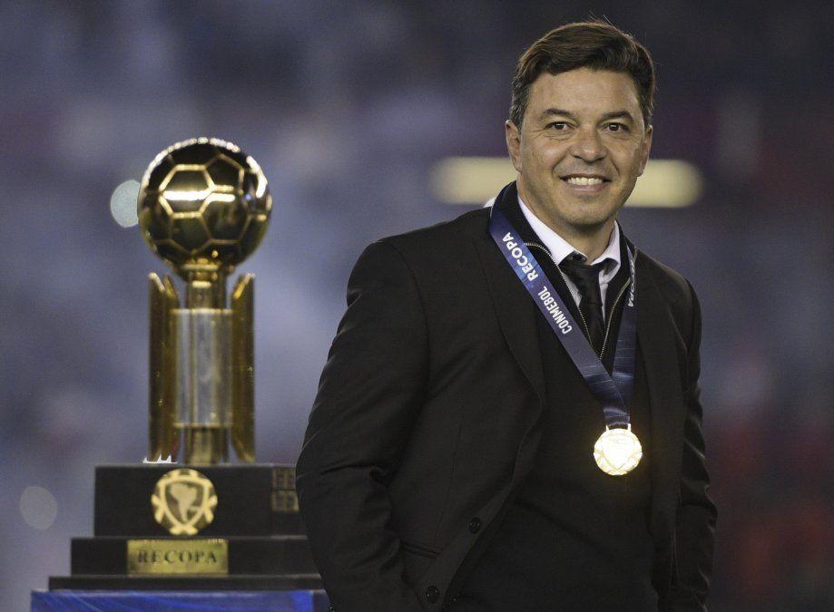 Gallardo superó a Ramón Diaz en cantidad de títulos ganados