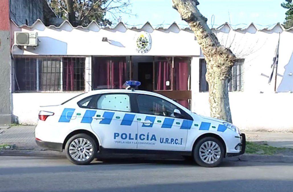 Policía de Las Piedras (archivo).