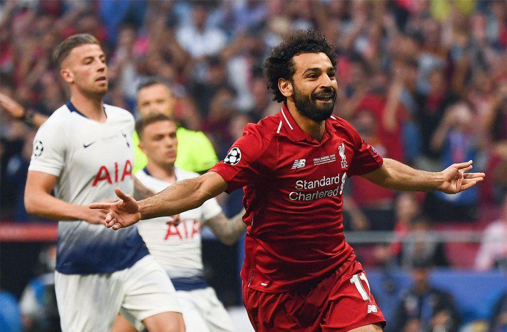 Liverpool-Tottenham, duelo inglés para la gran final de la Liga de Campeones de Europa