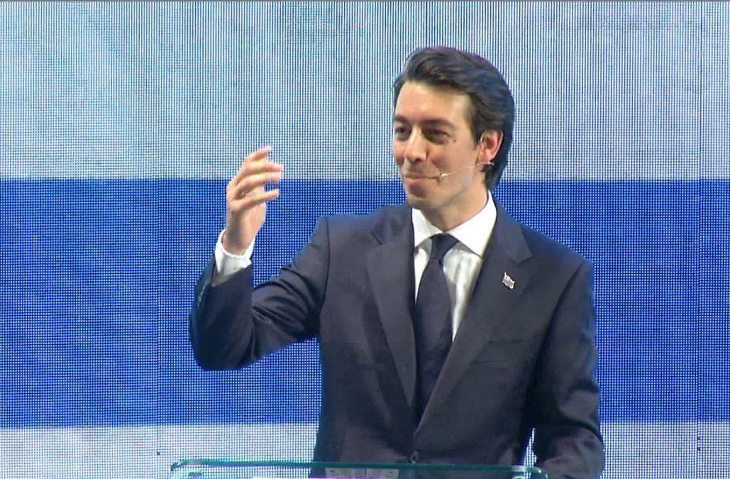 Sartori anuncia que apoya la reforma de Larrañaga y si es candidato ensobrará la papeleta