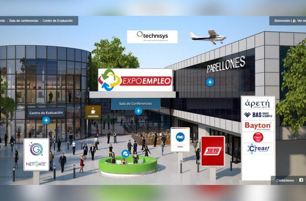 Más de 150 ofertas laborales de 30 empresas disponibles en Expoempleo