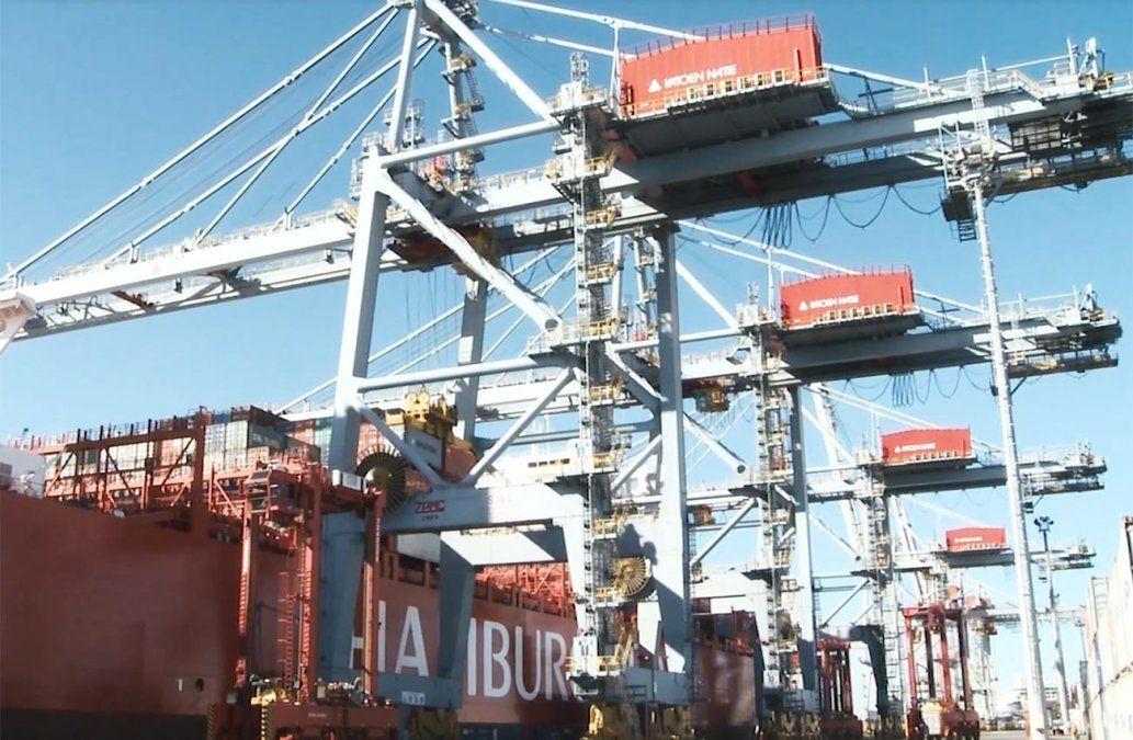 Exportaciones tuvieron una caída de 2,2% en mayo