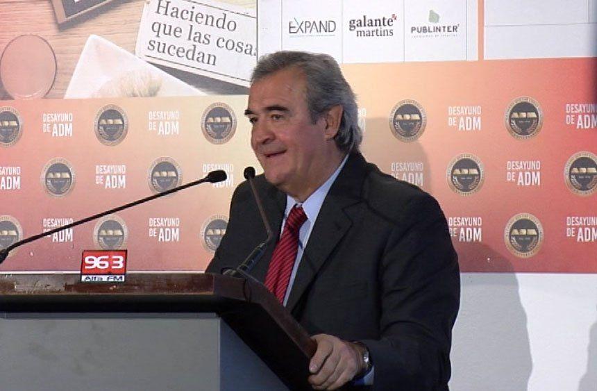 Larrañaga dice que apoyo de Sartori a su reforma constitucional es una jugada estratégica