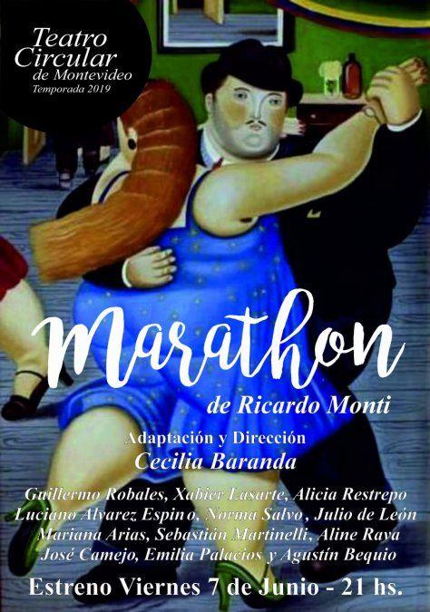 Teatro Circular estrena Marathon