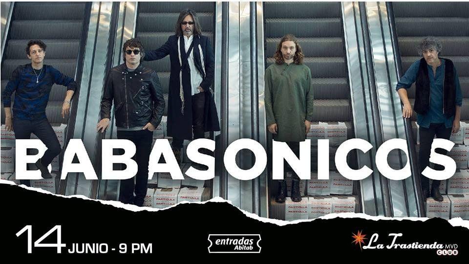 En junio Babasónicos se presenta en La Trastienda en dos fechas