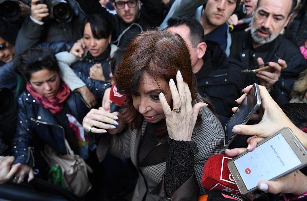 Procesan otra vez a Cristina Kirchner y dictan prisión preventiva