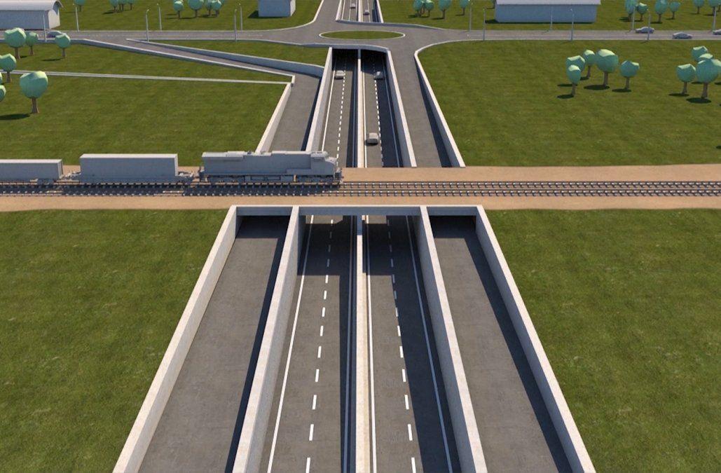 Obras de Ferrocarril Central: 2.000 empleos en 36 meses