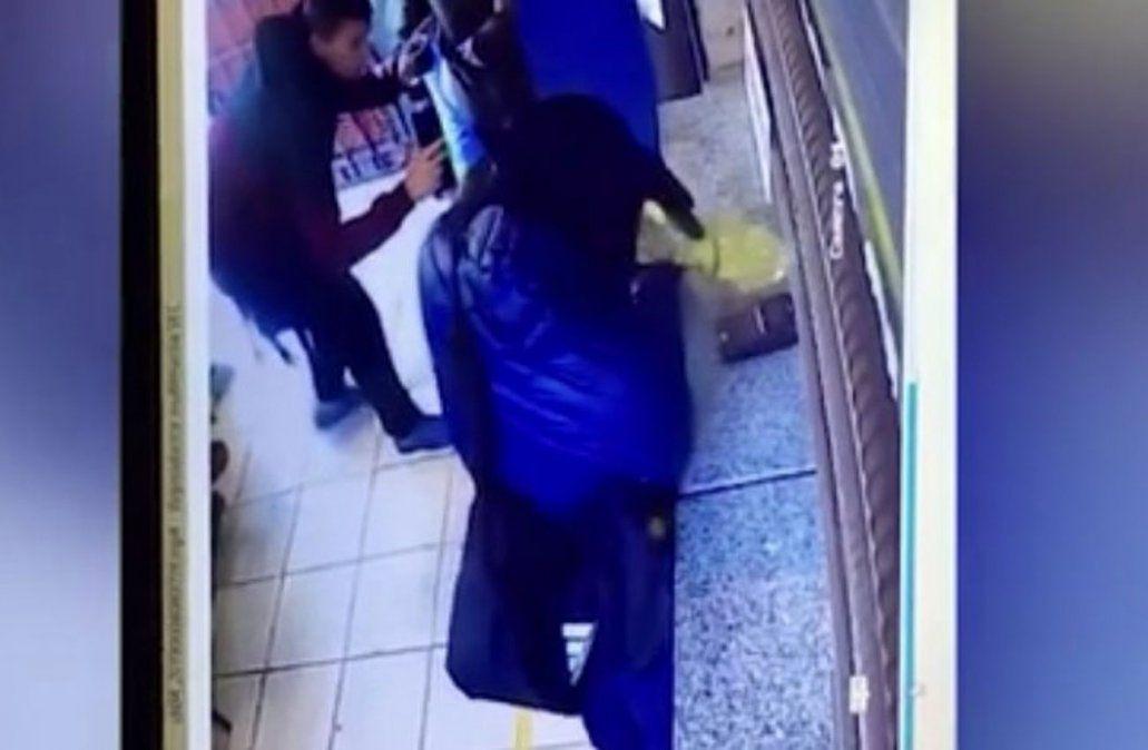 Atraparon al delincuente que roció con nafta y prendió fuego a dos empleadas