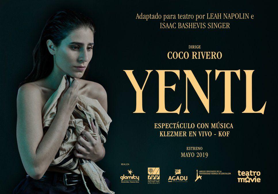Quedan dos únicas funciones de la comedia dramática Yentl