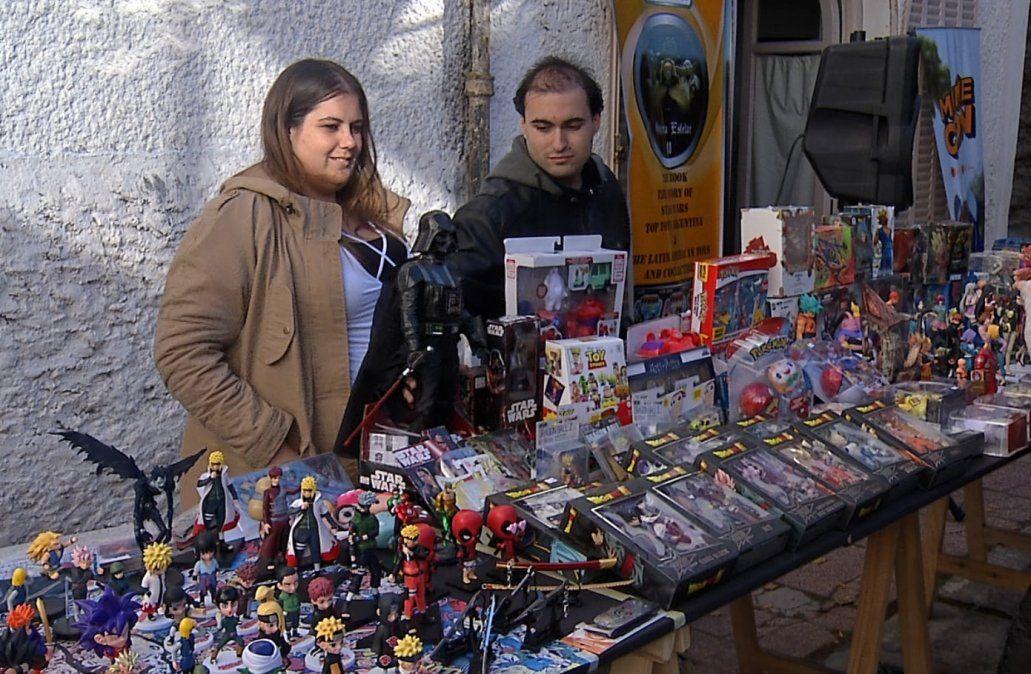 Se realizó el Muñe Con, el primer evento Uruguayo para coleccionistas de figuras de acción