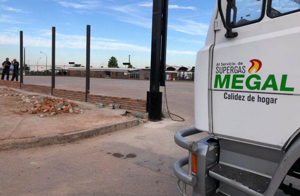 Megal es la única empresa que sigue distribuyendo supergás
