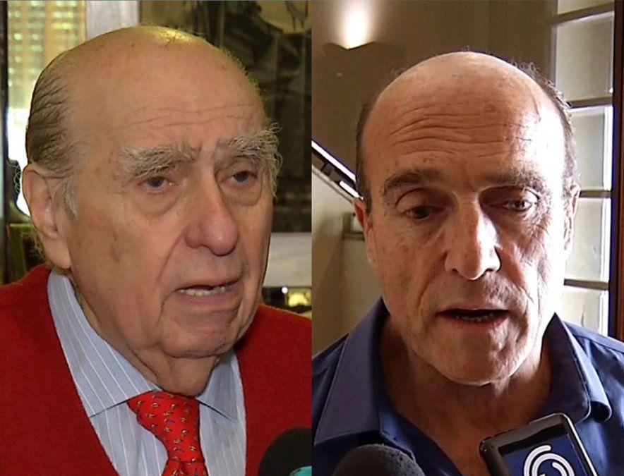 Sanguinetti lo desafió a un debate a Martínez ¿Qué le respondió?
