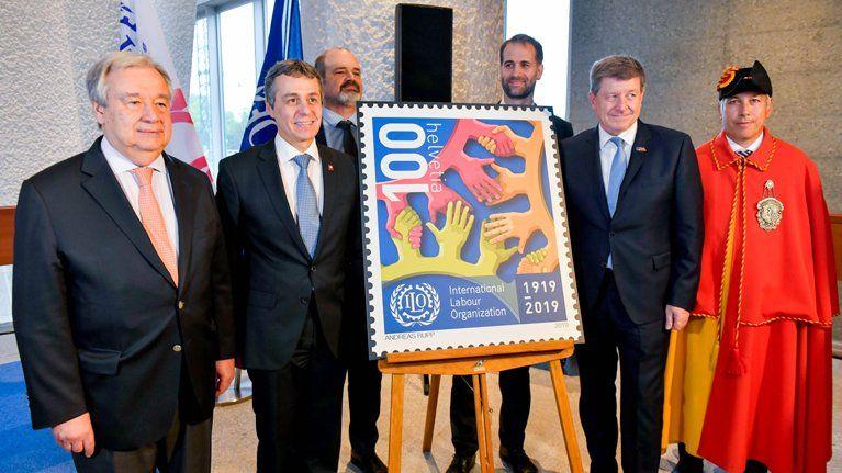 OIT celebra en estos días su 100ª aniversario con una mala noticia para Uruguay.