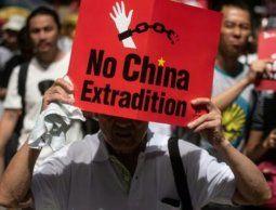 altText(Comercios cerrados y multitdinarias protestas en Hong Kong por extradiciones a China)}