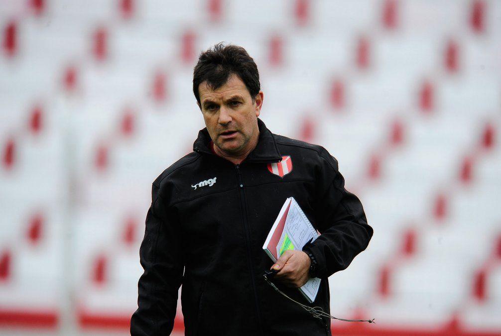 Giordano fue entrenador de Juventud de Las Piedras