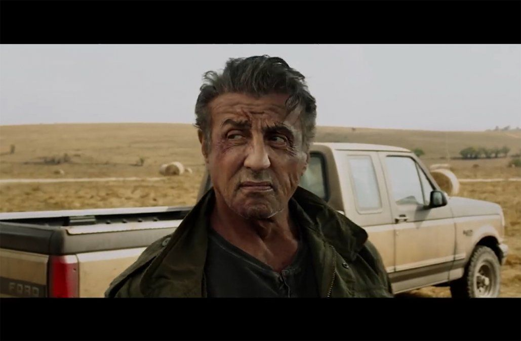 Retorna Sylvester Stallone con Rambo 5