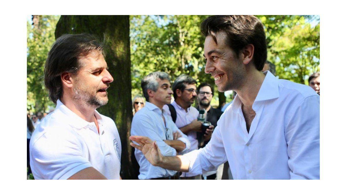 Encuentro entre líderes blancos en Paysandú porel 154 aniversario de la Defensa de la Heroica por Leandro Gómez