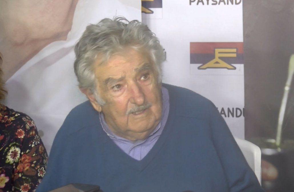 Mujica sobre Sartori: si la plata va a decidir el rumbo político, adiós democracia