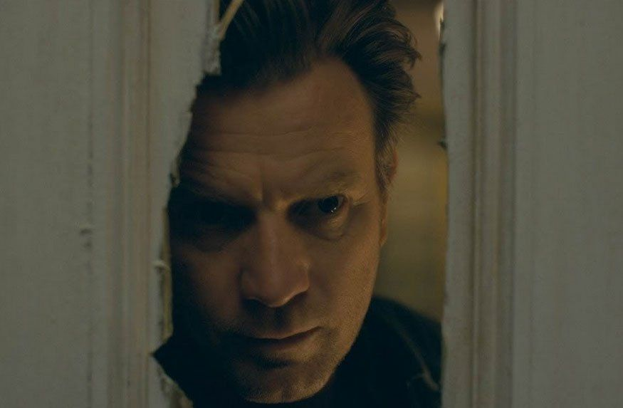 Ewan McGregor rememorando a Jack Nicholson en Doctor Sueño