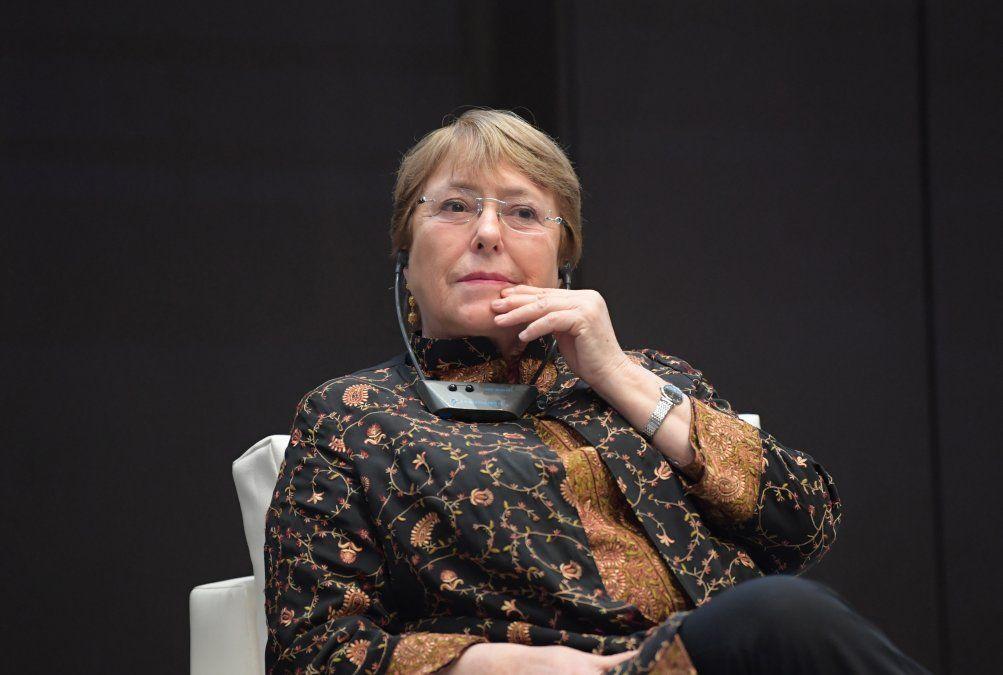 Bachelet se reunirá con todas las fuerzas en pugna en Venezuela