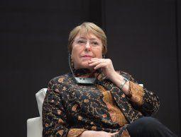 altText(Bachelet viaja a Venezuela: se reunirá con Maduro y Guaidó como parte de su misión en ONU)}