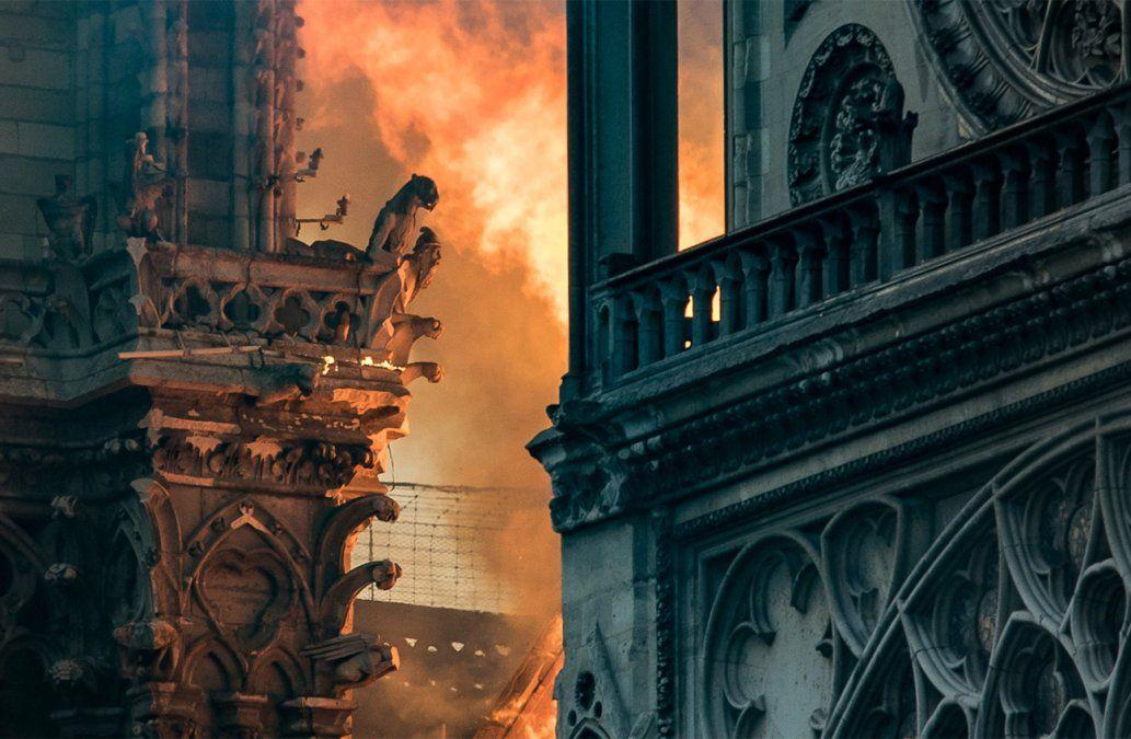 Solo el 9% de las donaciones prometidas para Notre Dame se han materializado