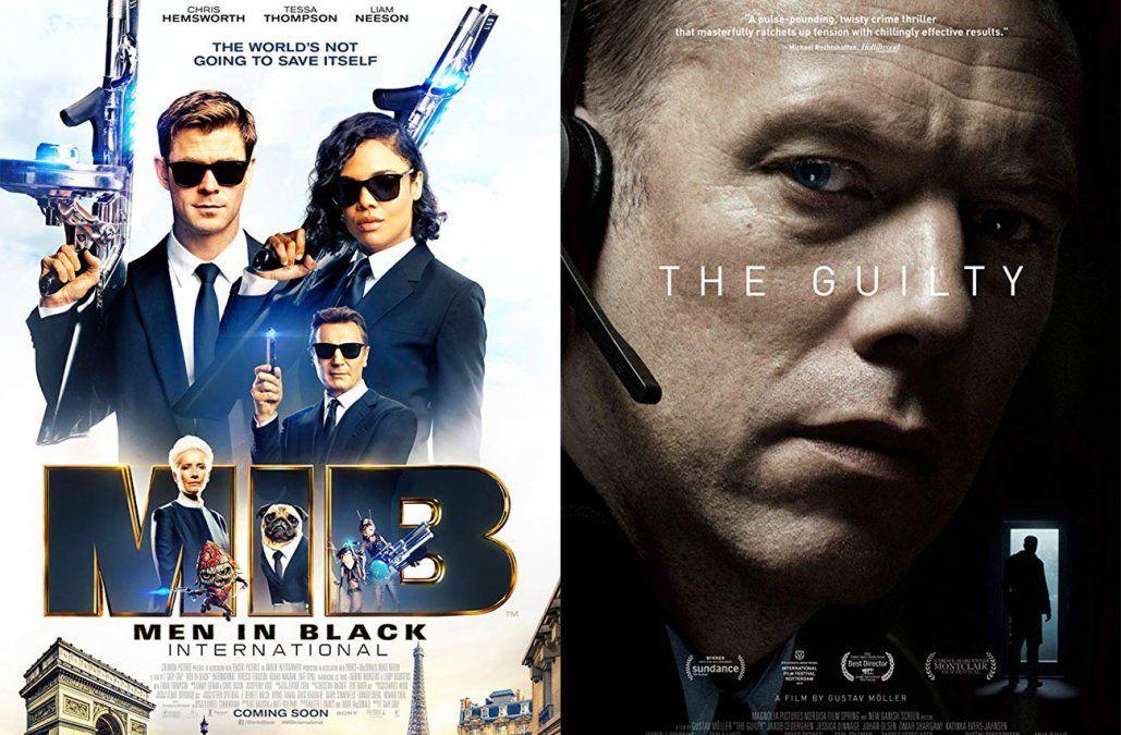 Estos fueron los estrenos de cine de esta semana visto por Jackie Rodríguez Stratta