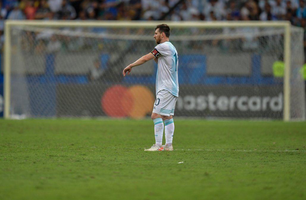 Colombia asestó un duro golpe: le ganó 2-0 a Argentina en el debut de la Copa América