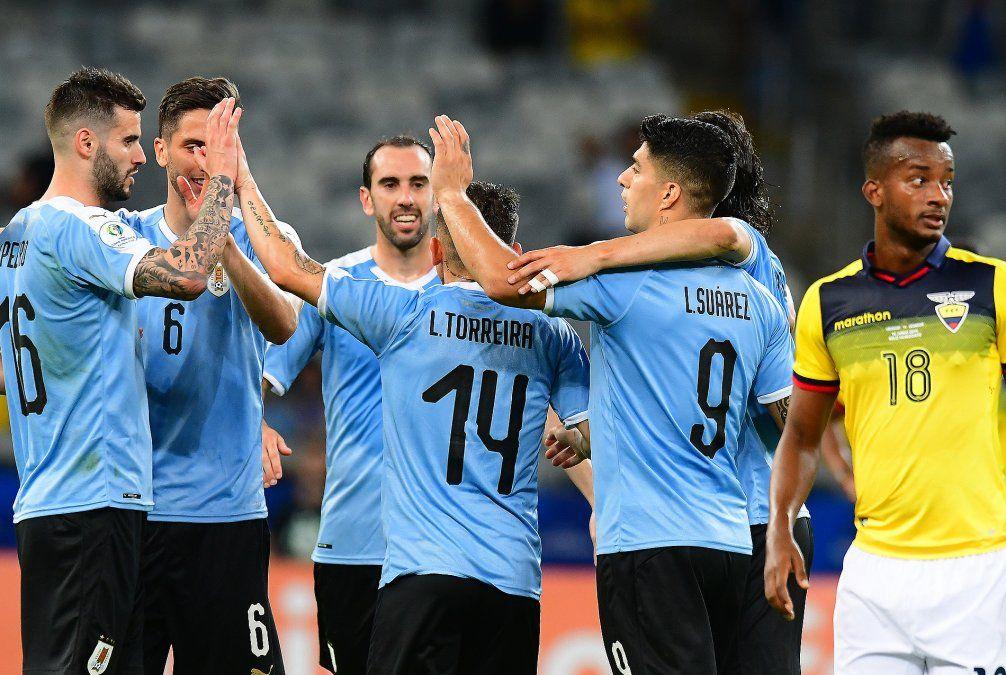Uruguay tras la goleada 4 a 0: jugamos ante un equipo europeo, dijo el DT  Bolillo Gómez