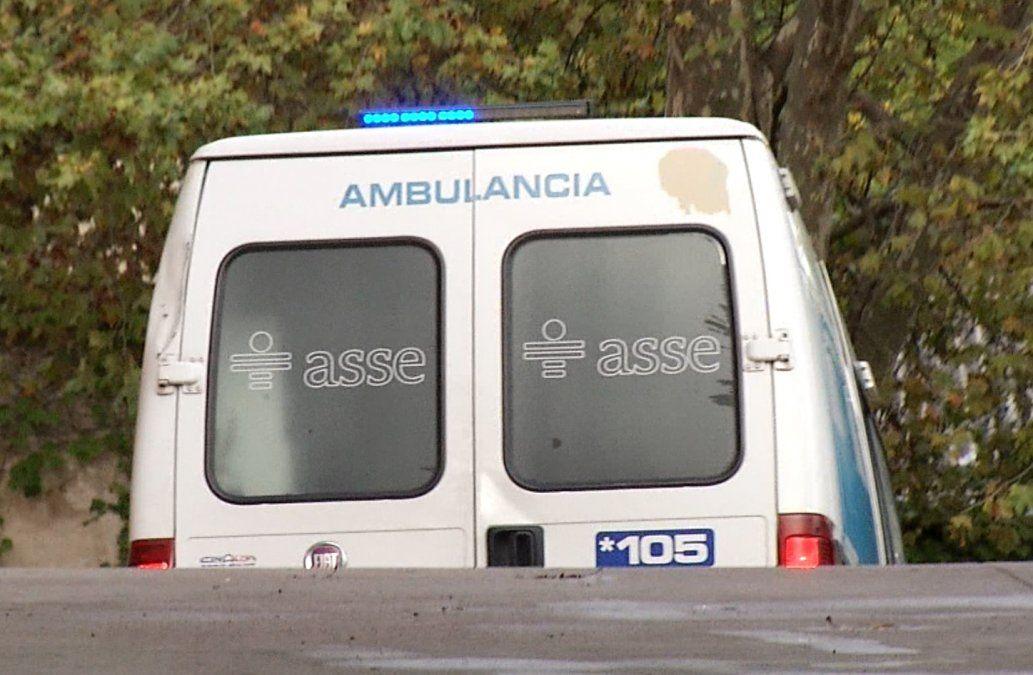 Paro en todas las policlínicas de ASSE por mujer policía herida en Santa Catalina