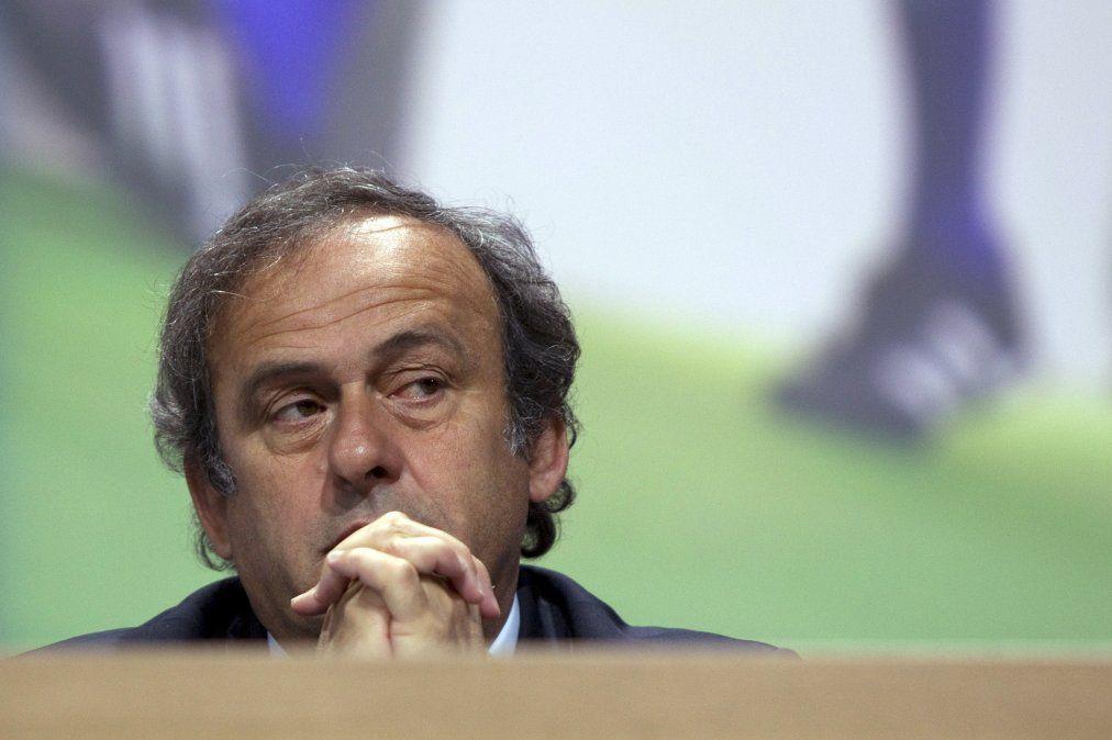Detienen a Michel Platini, exastro del fútbol y expresidente de UEFA