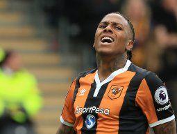 Abel en su paso por el Hull City de Inglaterra