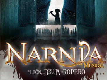 """""""Las crónicas de Narnia: el musical"""" en vacaciones de julio"""