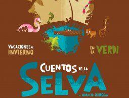 """Los """"Cuentos de la Selva"""" llegan a la Sala Verdi"""