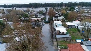 Comenzó el retorno de los evacuados en Florida y Canelones