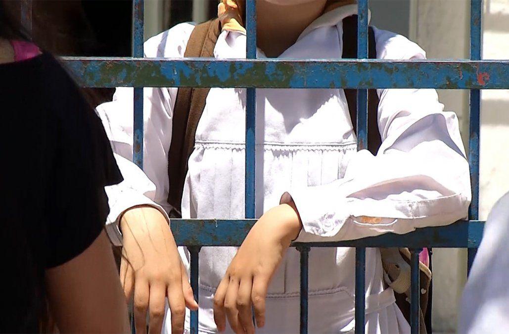 Paro de maestros en Montevideo este martes por la agresión a una docente