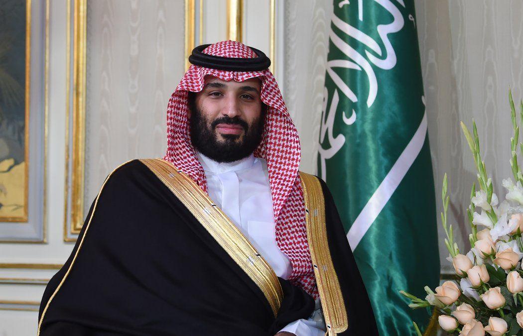 Mohamed Bin Salmán se desentendió del hecho y dijo que investigaría el asesinato del periodista