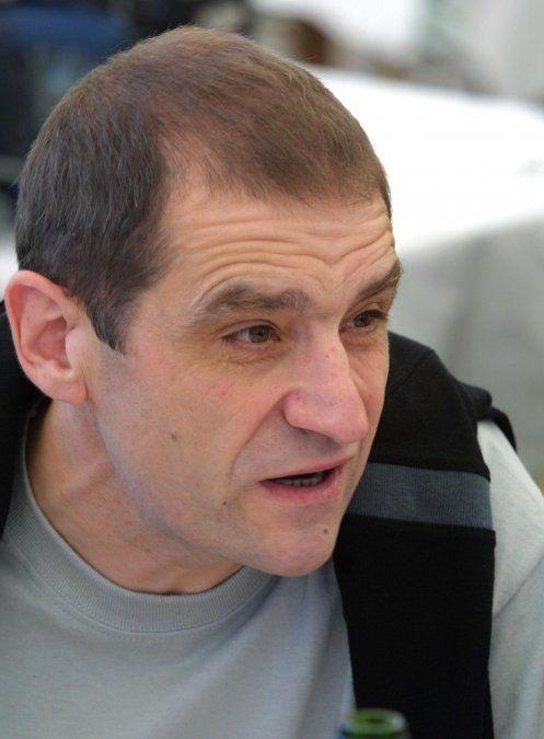Josu Ternera en una foto de 2002