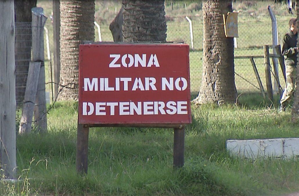 Fiscal investiga nuevos datos sobre enterramientos clandestinos en Batallón 14