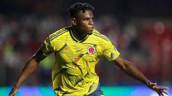 Colombia venció 1-0 a Catar y clasificó a cuartos de final de Copa América