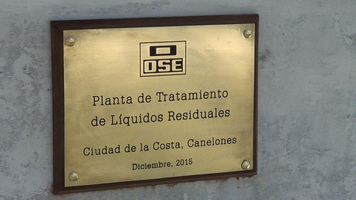 La planta fue inaugurada en diciembre de 2017.