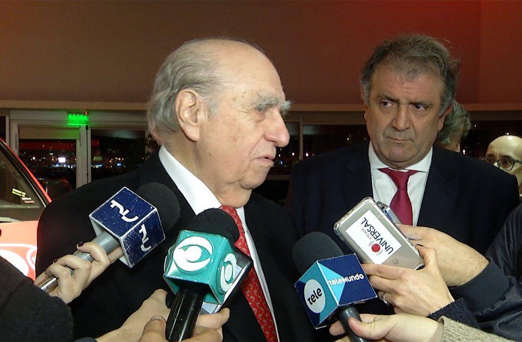 Sanguinetti afirmó que ganará la interna: Iré en el lugar que me ubique la ciudadanía