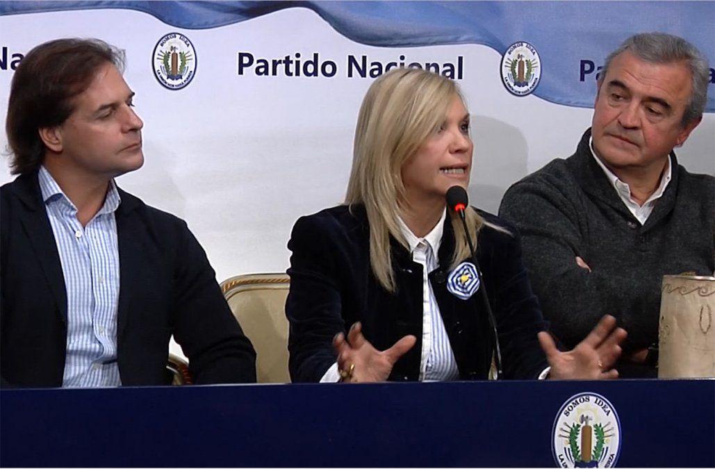 El Partido Nacional presentó denuncia en Fiscalía por noticias falsas sobre sus candidatos