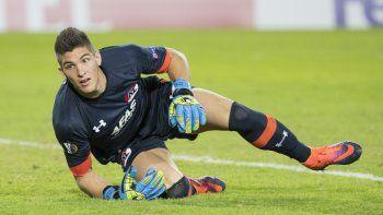Nacional contrata a Sergio Rochet, un joven arquero uruguayo que estaba en el fútbol turco