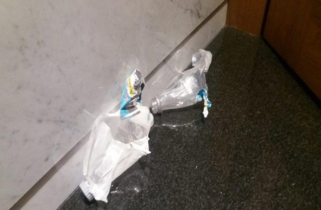 Hombre que ingresó cloro granulado en el Solis fue internado en el Hospital Vilardebó
