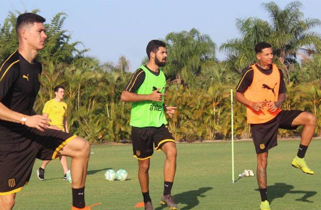 Peñarol entrena en Estados Unidos pensando en Federico Ricca, Terans, Jaime Báez y La Joya
