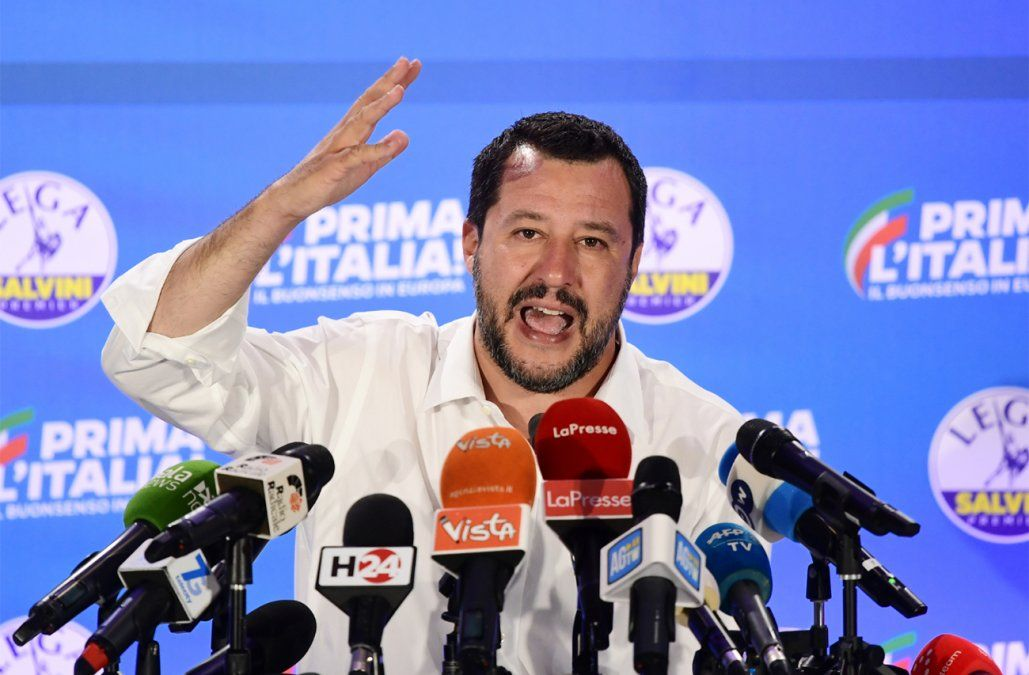 Ministro Matteo Salvini