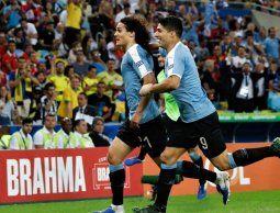 Fuente: Twitter oficial de la Selección Uruguaya.