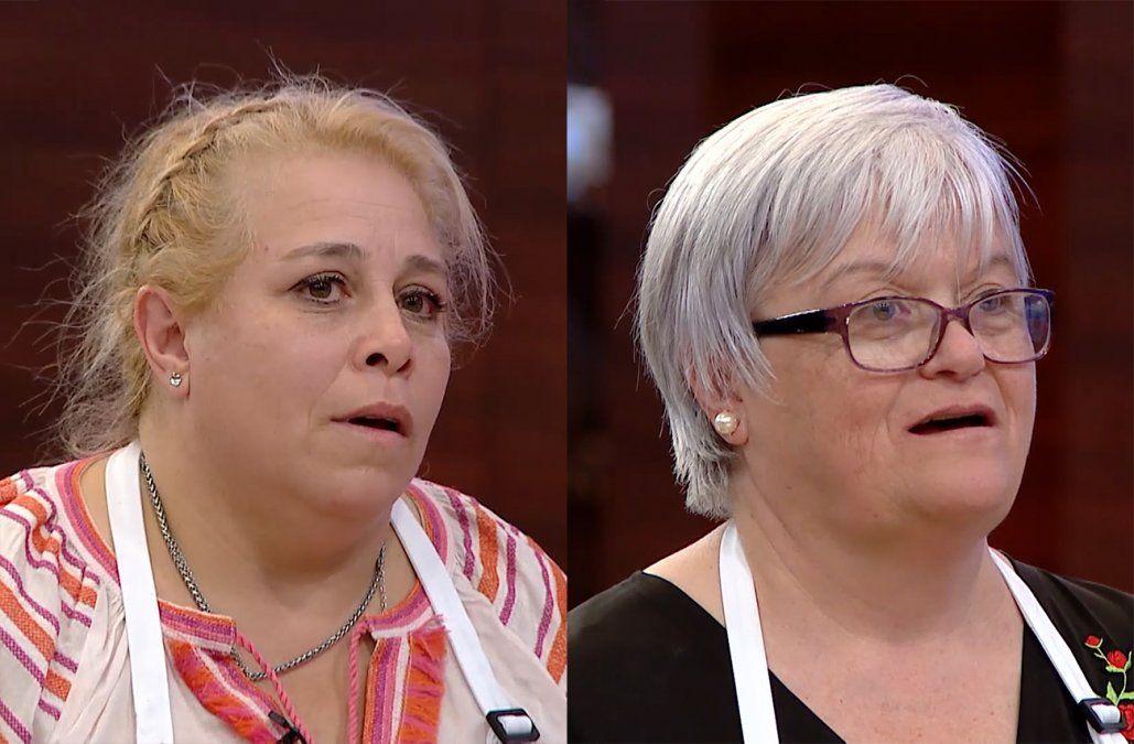 Karina y Graciela volvieron a MasterChef, pero cambiaron de bando: competirán en el Equipo Azul